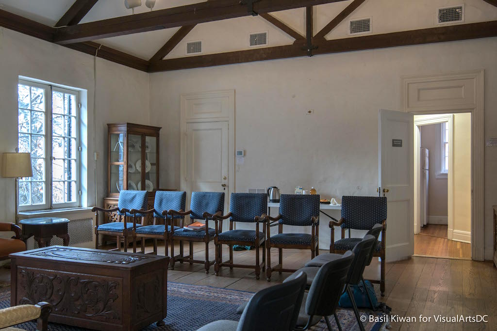 Event and Wedding Rental Spaces - Quaker House Living Room | Friends ...
