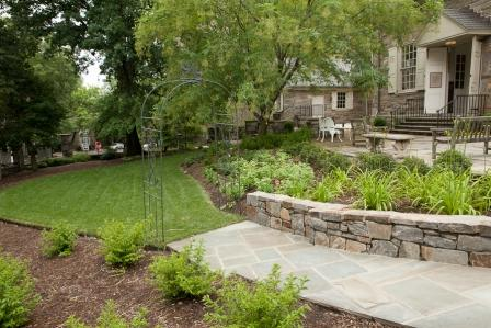 Event And Wedding Rental Spaces Front And Back Gardens Friends - Pictures of back gardens
