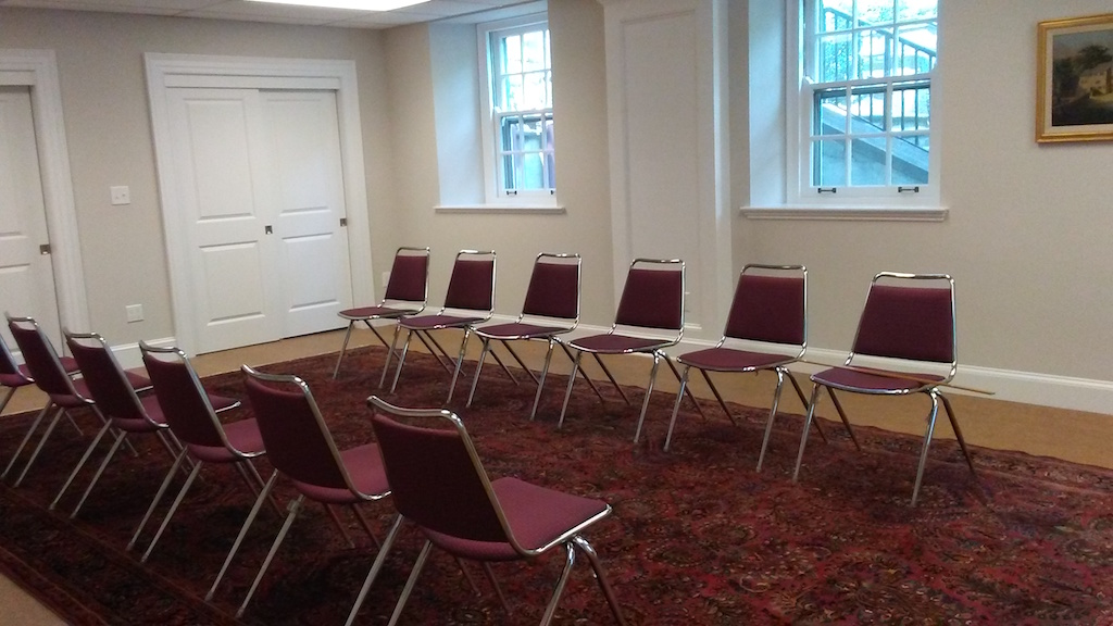 Large Meeting Room On The First Floor Washington Dc Us